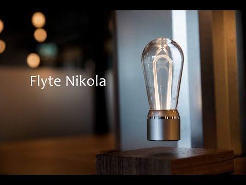 Flyte Floating Light Bulb - Best Levitating Lamp