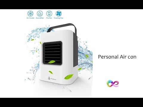 Annber Portable Air Con - Air Con for Cool Peeps
