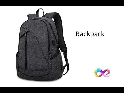 ibagbar Water Resistant Laptop Backpack